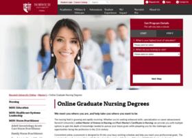 nursing.norwich.edu