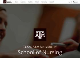 nursing.tamhsc.edu