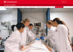 nursing.uc.edu