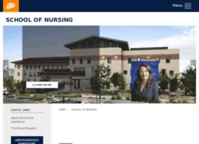 nursing.utep.edu