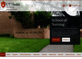 nursing.uthscsa.edu