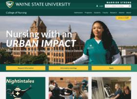 nursing.wayne.edu