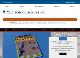 nursing.yale.edu