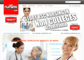 nursingadmission.com