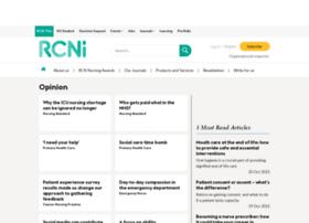 nursingblog.rcnpublishing.co.uk