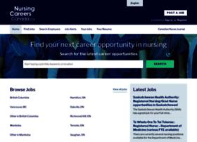 nursingcareerscanada.ca