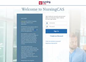 nursingcas.liaisoncas.com