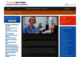 nursingjobfinder.com