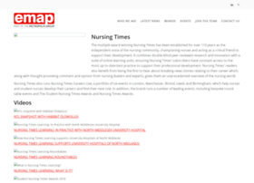 nursingtimes.emap.com