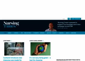 nursingtimes.net