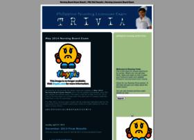 nursingtrivia.blogspot.com