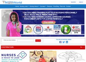 nursingworldnigeria.com