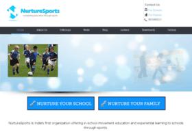 nurturesports.com