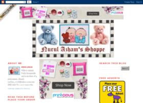 nurulazhamshoppe.blogspot.com