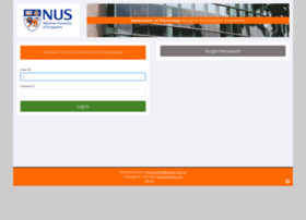 nus.sona-systems.com