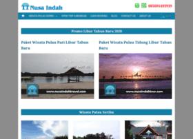 nusaindahtravel.com