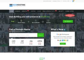 nushosting.com