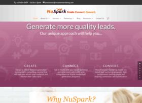 nusparkmarketing.com