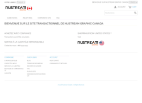 nustreamgraphic.ca