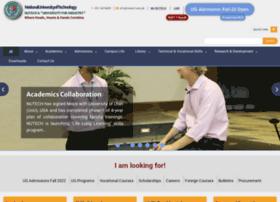 nutech.edu.pk
