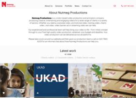 nutmegproductions.co.uk