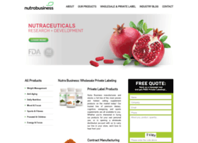 nutrabusiness.com