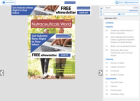 Nutraceuticalsworld.texterity.com