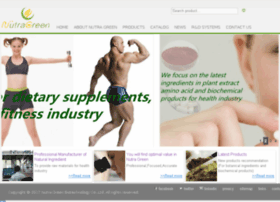 nutragreen.co.uk