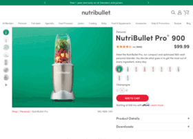 nutribulletpro.com