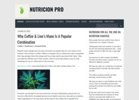 nutricion.pro
