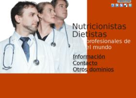 nutricionistas-dietistas.com