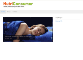 nutriconsumer.com