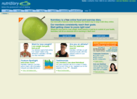 nutridiary.com