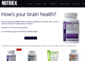 nutriex.com