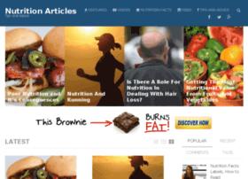 nutrition-articles.com