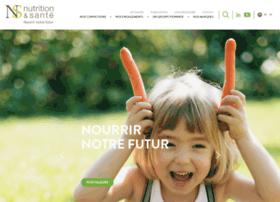 nutrition-et-sante.fr