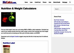 nutrition.bizcalcs.com