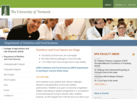 nutrition.uvm.edu