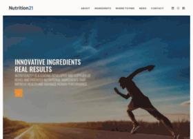 nutrition21.com