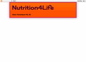 nutrition4lifeblog.blogspot.com