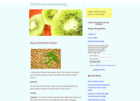 nutritional-immunology.com