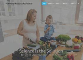 nutritionalresearch.org