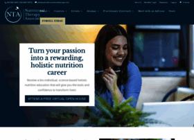 nutritionaltherapy.com