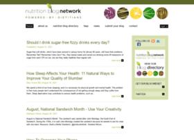 nutritionblognetwork.com