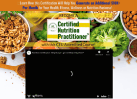 nutritioncertification.com