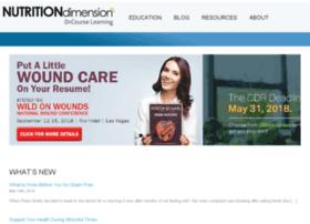 nutritiondimension.com