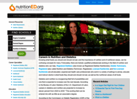 nutritioned.org