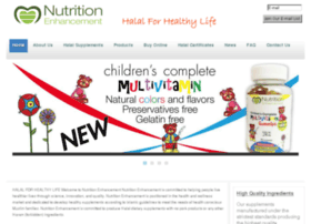 nutritionenhancement.com