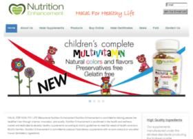 nutritionenhancement.com