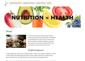 nutritionequalshealth.com